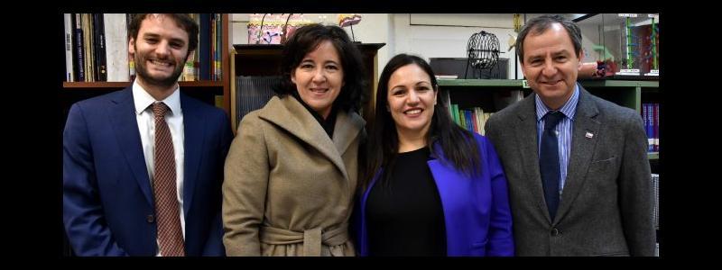 Global Teacher Chile 2018